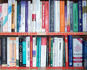 Computer Science and IT Books
