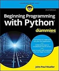 Beginning Programming with Python