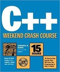 C++ Weekend Crash Course