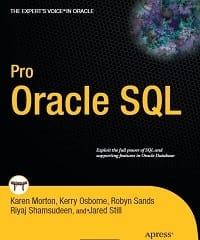 Pro Oracle SQL